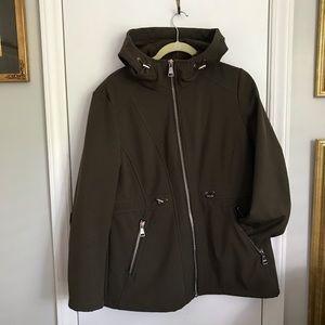 Karl Lagerfeld Paris light jacket with hood